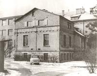 PC II Altbau 1950