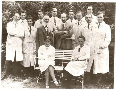 Hevesy Meyer Arbeitsgruppe